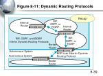 figure 8 11 dynamic routing protocols