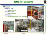 nml rf systems