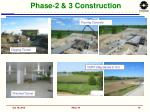 phase 2 3 construction