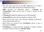 mfc microsoft foundation classes3