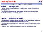 capacity planning8