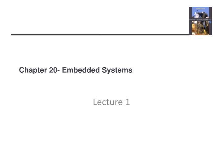 chapter 20 embedded systems n.