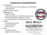progressive accomplishments1