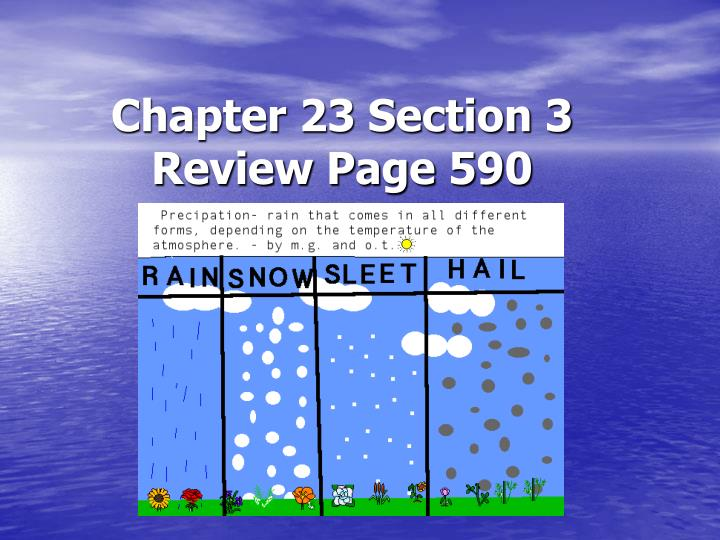 chapter 23 section 3 review page 590 n.