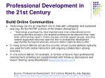 professional development in the 21st century3