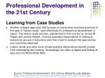 professional development in the 21st century5