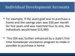 individual development accounts7