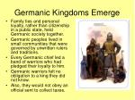 germanic kingdoms emerge1