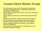 invaders attack western europe1