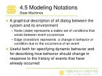 4 5 modeling notations state machines