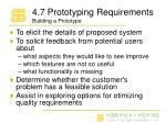 4 7 prototyping requirements building a prototype