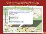 online hospital ranking map http www netdoc com hospital rankings