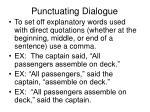 punctuating dialogue1