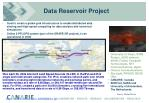 data reservoir project