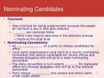 nominating candidates1