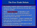 the free trade debate3