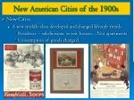 new american cities of the 1900s3