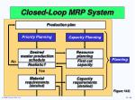 closed loop mrp system1
