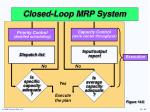 closed loop mrp system2