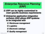 enterprise resource planning erp2