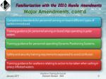 familiarization with the 2010 manila amendments1