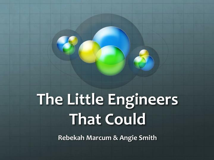 the little engineers t hat could n.