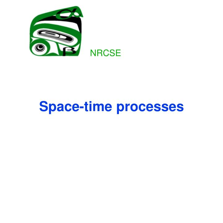 space time processes n.