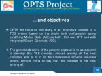 and objectives