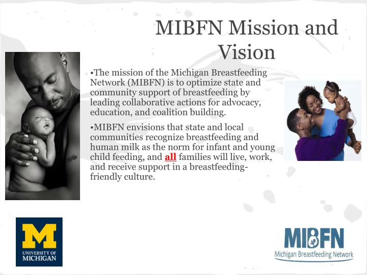 MIBFN Mission and Vision