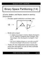binary space partitioning 1 4