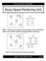 binary space partitioning 3 4