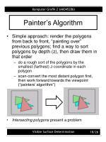 painter s algorithm