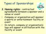 types of sponsorships2