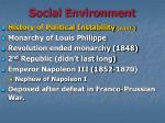 social environment2