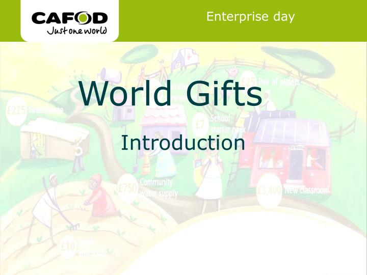 world gifts enterprise day n.