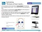 eyetracking the basics of how it works
