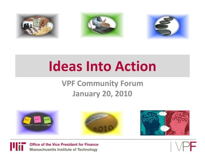 ideas into action n.