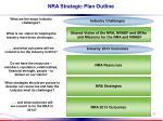 nra strategic plan outline1