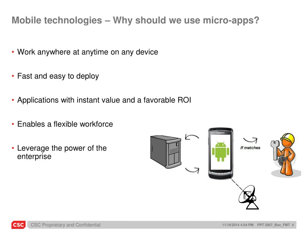 PPT - Mobile Technology for your clients PowerPoint Presentation