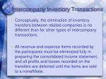 intercompany inventory transactions1
