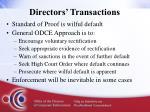 directors transactions1