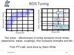 bds tuning