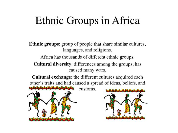 ethnic groups in africa n.