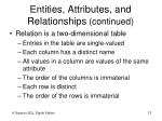 entities attributes and relationships continued3