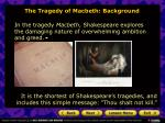 the tragedy of macbeth background1