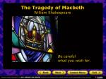the tragedy of macbeth william shakespeare1