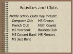 activities and clubs1
