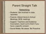 parent straight talk2