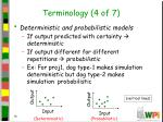 terminology 4 of 7