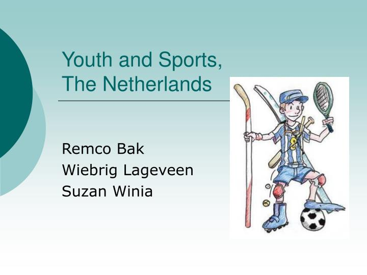 youth and sports the netherlands n.